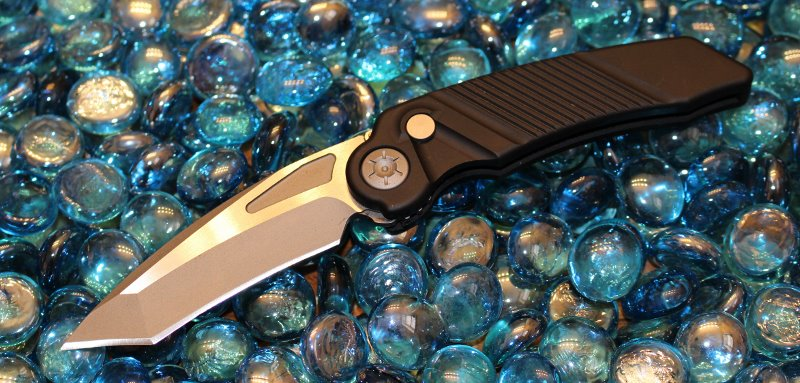 Ratworx Mini MRX Reverse Blade Two-Tone-Satin