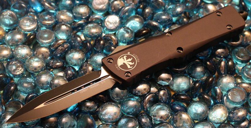 Microtech Combat Troodon D/E Tactical Standard <p> 142-1T