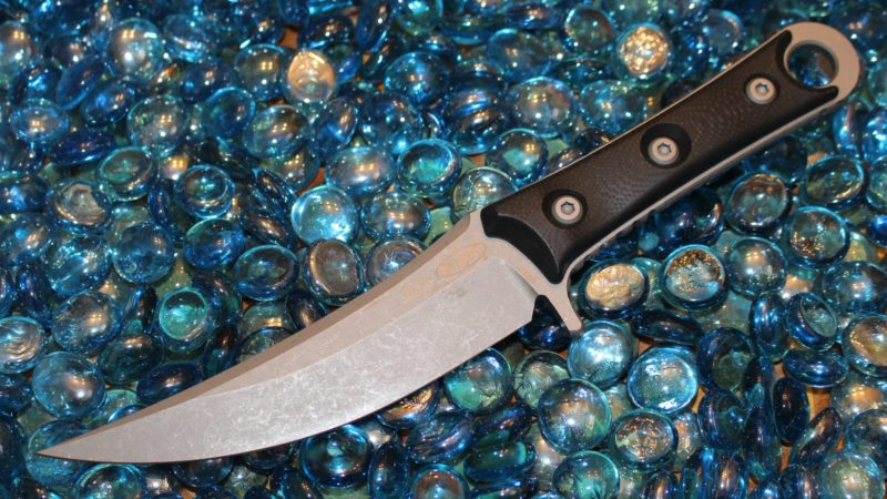 SOLD Microtech SBK Apocalyptic Standard <p> 200-10AP