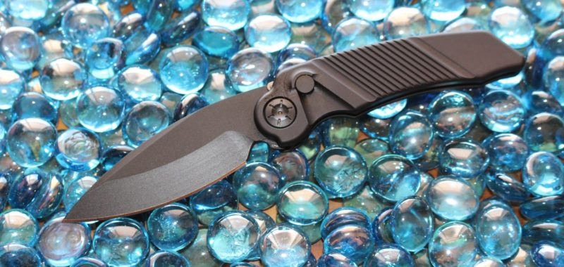 Ratworx Mini MRX Tactical Single Edge Black