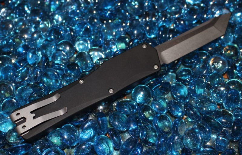 Heretic Cleric Stonewash Tanto  <p>H015-2A