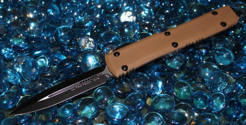 Ultratech Tan G-10 D/E Tactical Standard <p> 122-1GTTA