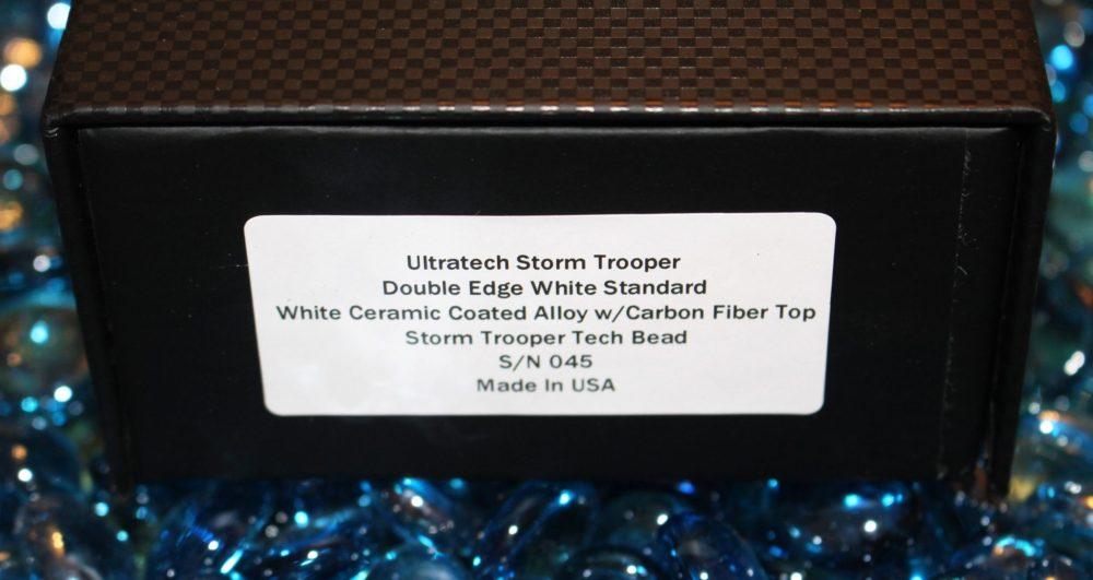 Marfione Custom Ultratech D/E Stormtrooper <p> Storm
