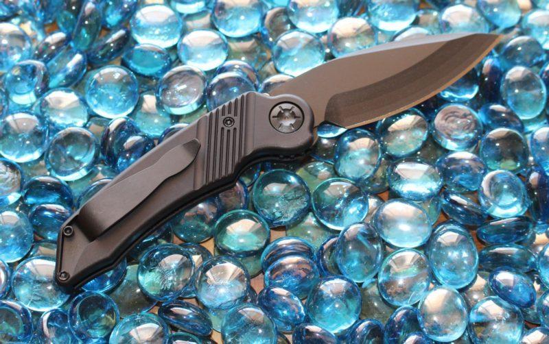 Ratworx Mini MRX Tactical Single Edge Black