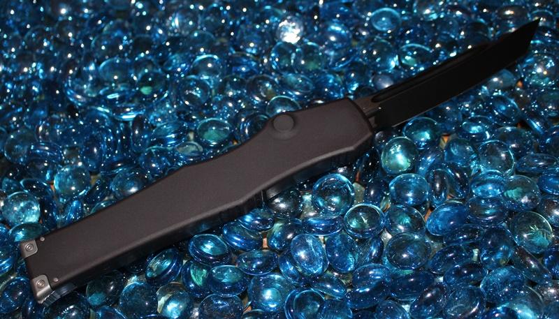 Microtech Halo VI T/E Black Standard 250-1
