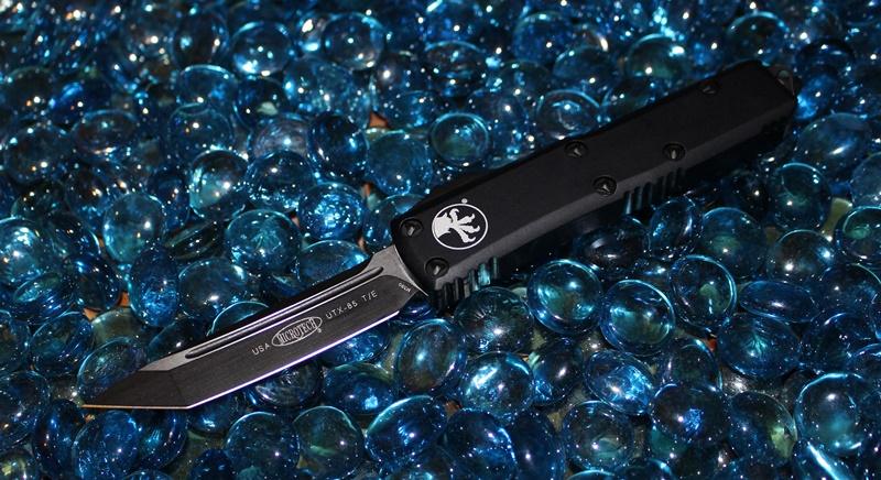 Microtech UTX-85 T/E Tactical Standard<p> 233-1T