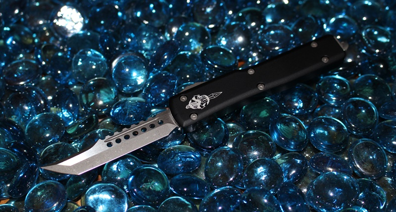 Microtech UTX-70 Hell Hound Apocalyptic<p> 419-13