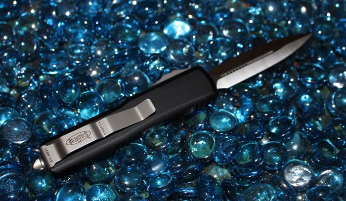 Microtech UTX-85 D/E Satin Standard<p>232-4