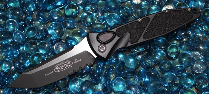 Microtech Knives - Steel Edged Art