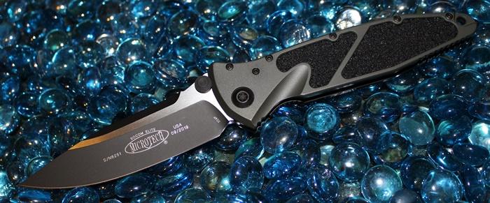 Microtech Socom Elite OD Green S/E Black Standard 160-1OD
