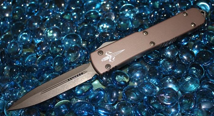 Marfione Custom Ultratech Desert Tan D/E Bronzed Standard SN 008