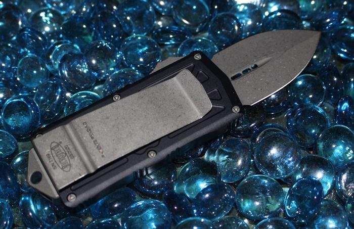 Microtech Exocet D/E Apocalyptic Standard 157-10AP